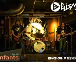 Les Enfants, Barcelona 11/02/2017
